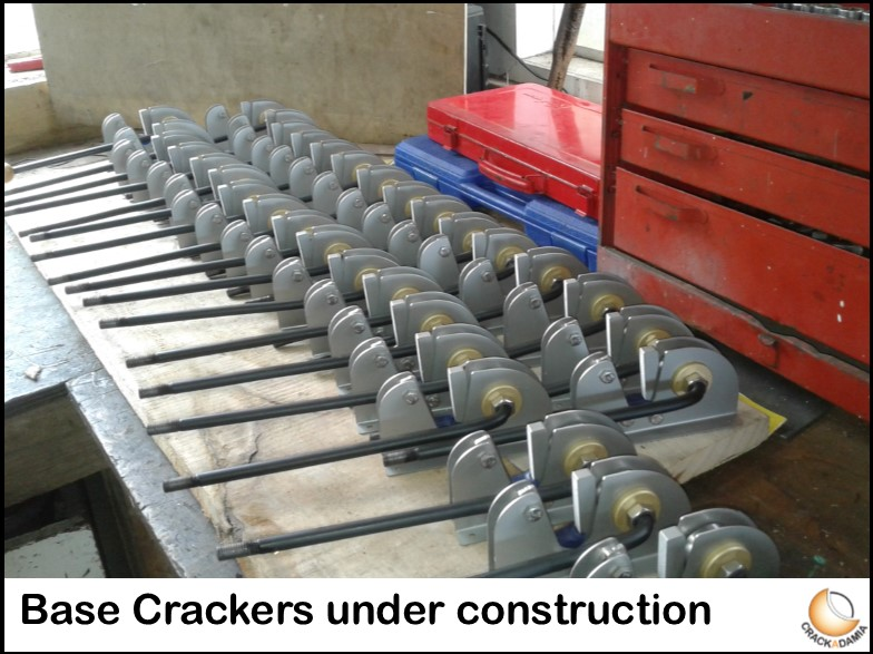 Base Crackers under construction